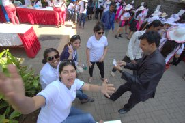 Street Magic Show For Women's Drive At Lavasa