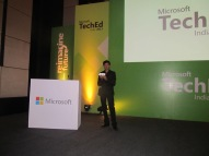 Magic show for Microsoft At CW Marriot